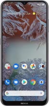 Nokia G10 | Android 11 | Unlocked Smartphone | 3-Day Battery | Dual SIM | US Version | 3/32GB | 6.52-Inch Screen | 13MP Tr...