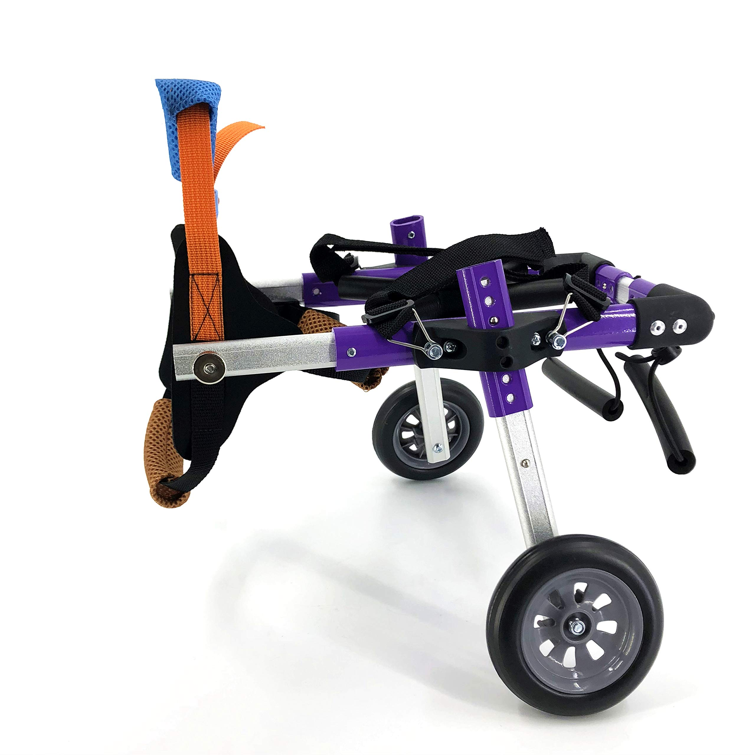 SYLPHID Adjustable Wheelchair Rehabilitation Lightweight