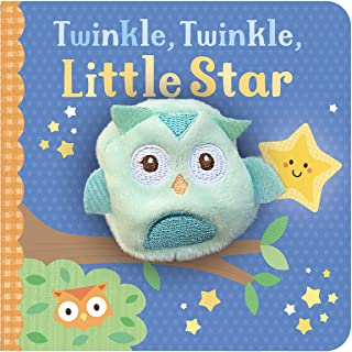 Twinkle, Twinkle, Little Star (Finger Puppet Book)