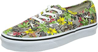 Vans Classic Authentic Multi Womens Trainers 5.5 US