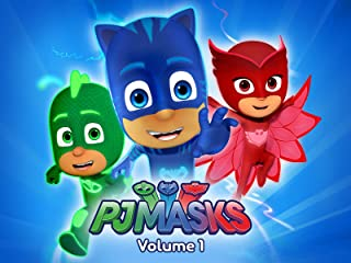 PJ Masks - Volume 1