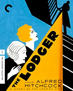 The Lodger: A Story of the London Fog The Criterion Collection