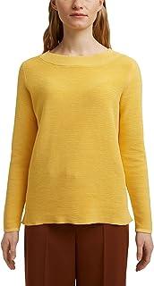 ESPRIT RIPP-Pullover mit Organic Cotton