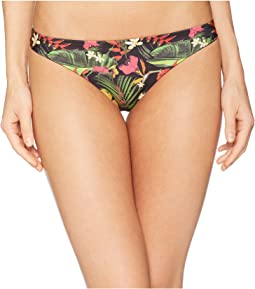 Quick Dry Floral Surf Bottom