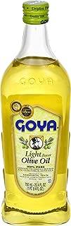 Goya Foods 100% Pure Olive Oil, Light, 25.40 Ounce