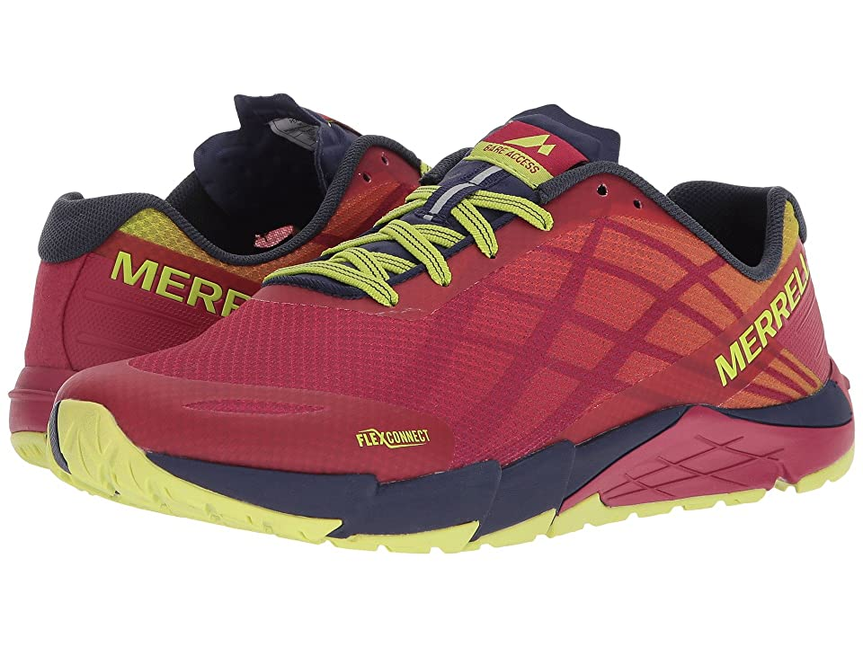Merrell Bare Access Flex (Persian Red) Women