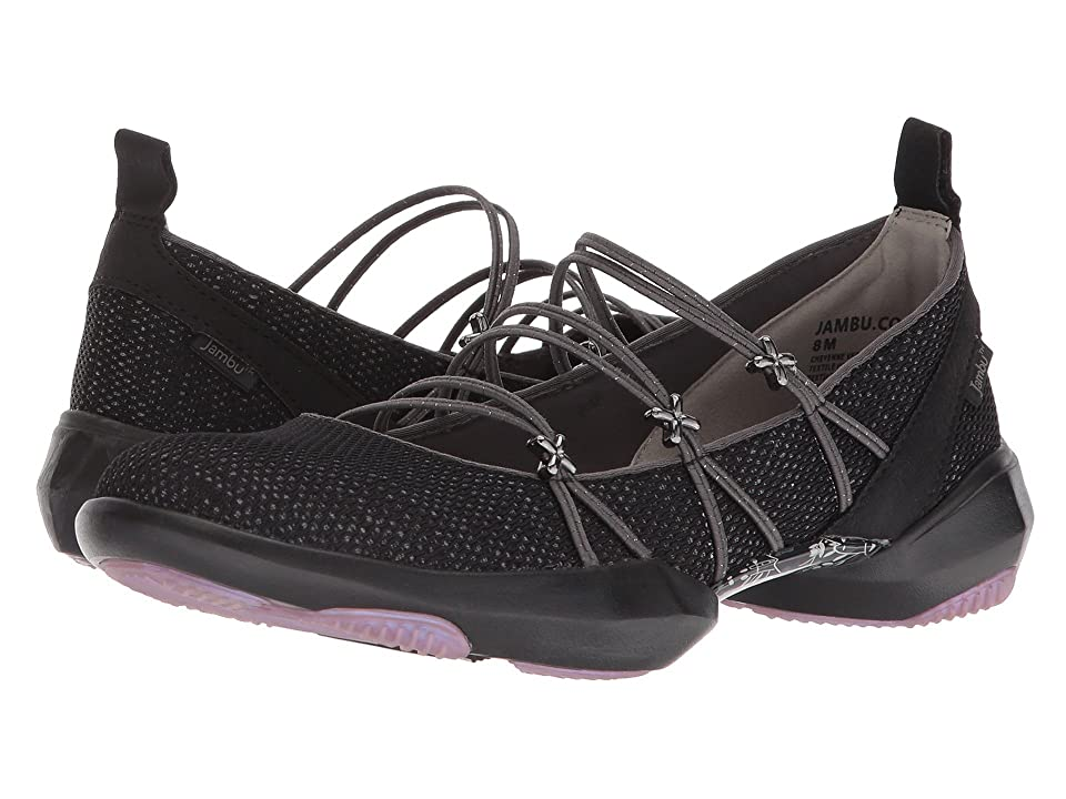 Jambu Cheyenne Vegan (Black Solid) Women