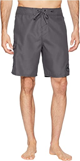 "Santa Cruz Solid 2.0 19"" Boardshorts"