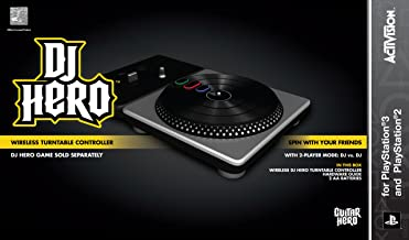 DJ Hero Stand-Alone Turntable - Playstation 2/Playstation 3