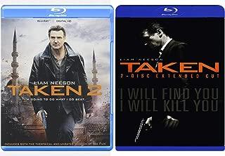 Taken & Taken 2 PackTaken (Two-Disc Extended Cut) Crime Action Movie Set