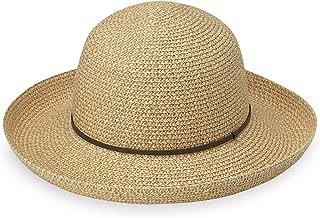 Wallaroo Hat Company Women's Amelia Sun Hat – UPF 50+, Lightweight, Packable, Modern Style, Designed in Australia