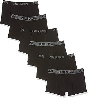 Pierre Calvini Men's Signature Boxers Shorts