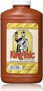 King Talc Kalmerend verkoelend geurpoeder, 266 ml