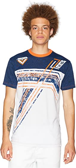 Chesterfield Short Sleeve Football Tee