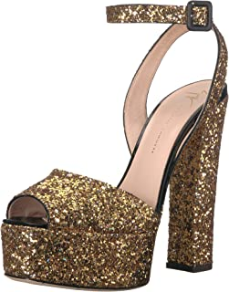 99a63487b3c7b Amazon.com: Gold - Sandals / Shoes: Clothing, Shoes & Jewelry