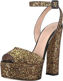 ab7536bdf16f3 Amazon.com: Gold - Shoes / Women: Clothing, Shoes & Jewelry