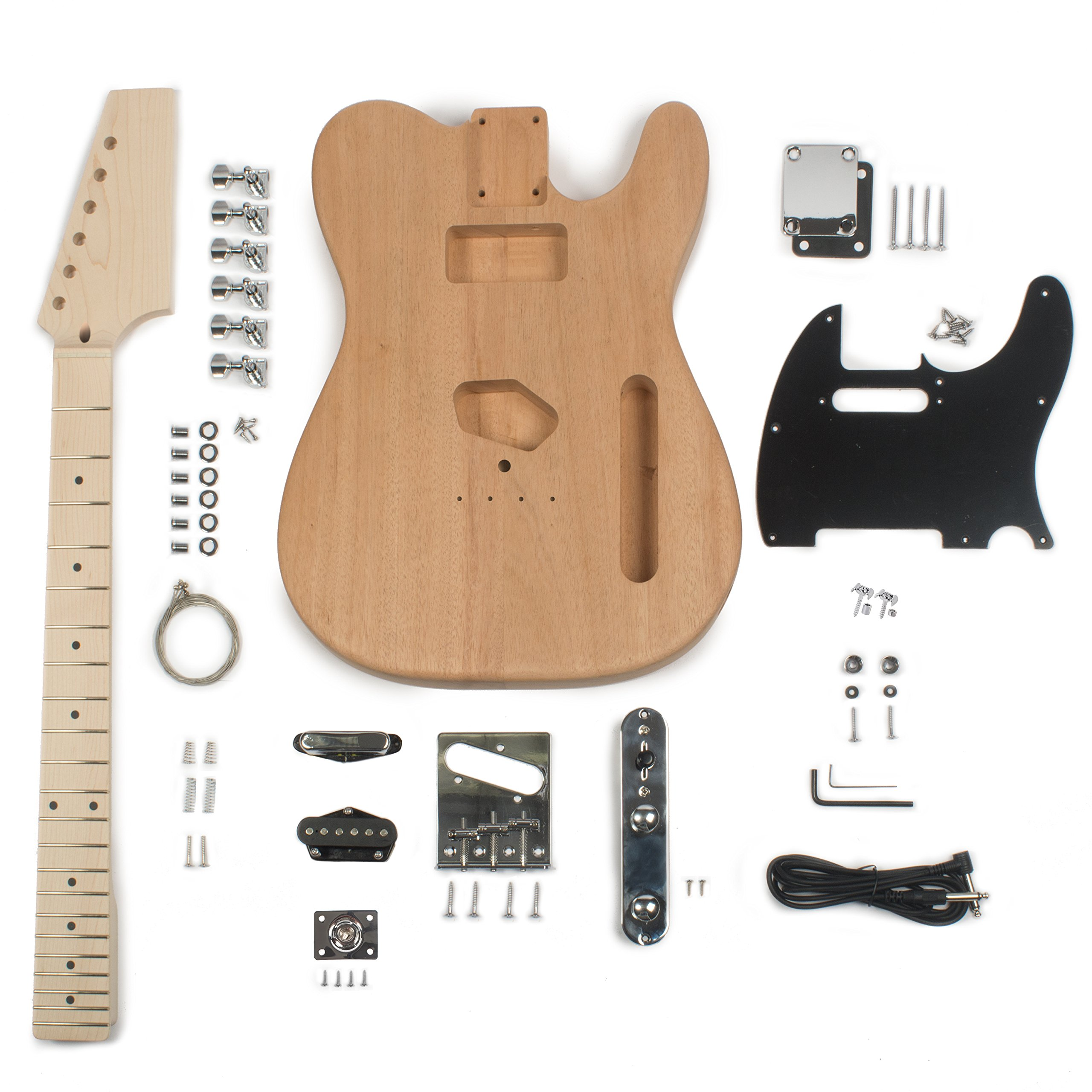 Cheap StewMac Build Your Own T-Style Electric Guitar Kit Black Friday & Cyber Monday 2019