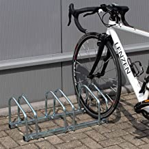 TronicXL Fahrrad Halterung St/änder unendlich erweiterbar Fahrradhalterung Halter f/ür Stellplatz Aufstellst/änder Radst/änder Bodenparker Fahrr/äder Fahrradst/änder Rad Fahrradb/ügel