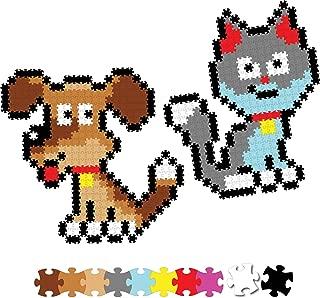 Fat Brain Toys Jixelz 700 pc Set - Pet Pals