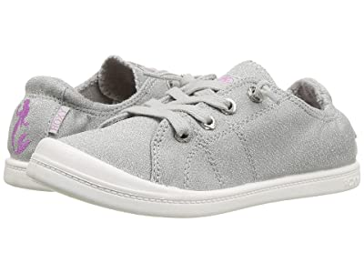 Roxy Kids Disney(r) Bayshore III (Little Kid/Big Kid) (Silver) Girls Shoes