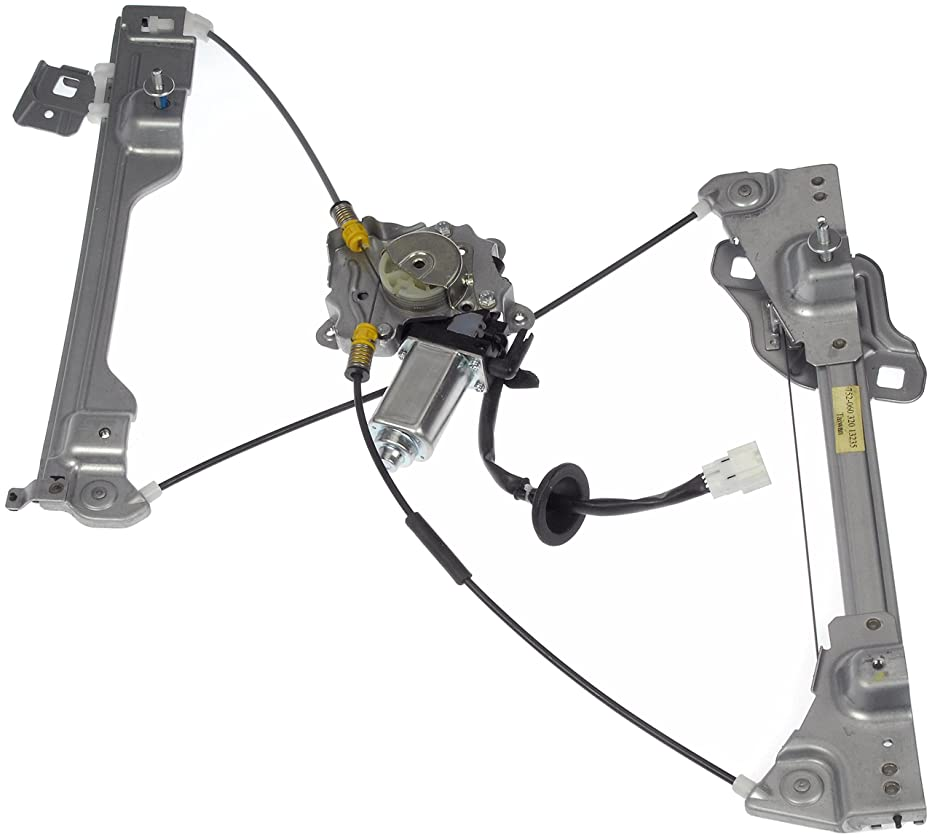 Dorman 751-060 Nissan 350Z Front Driver Side Power Window Regulator with Motor