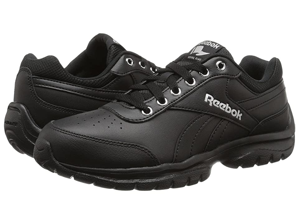 Reebok Royal Lumina Pace (Black/Silver Metallic) Women