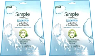 Best simple water boost mask Reviews