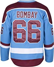 MOLPE Bombay 66 Ducks Jersey S-XXXL Green Stitched Letters and Numbers 90S Hip Hop Clothing for Party