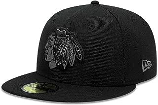 Best blackhawks fitted hat new era Reviews