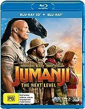 Jumanji: The Next Level (Blu-ray 3D / Blu-ray)
