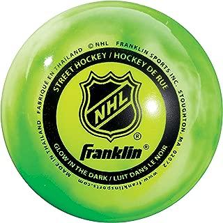 dek hockey balls