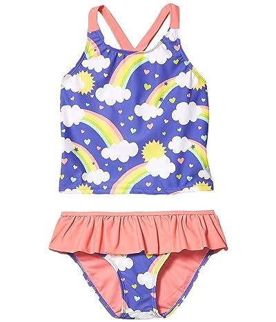 Appaman Kids Santorini Tankini Set (Toddler/Little Kids/Big Kids) (Rainbow) Girl