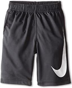 Performance Swoosh Shorts (Little Kids)