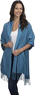 Best navy blue scarves and wraps Reviews