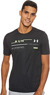 Under Armour Men's UA RUN GRAPHIC TEE TEES AND T-SHIRTS