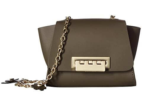 Eartha Iconic Mini Chain Crossbody with Floral Charms