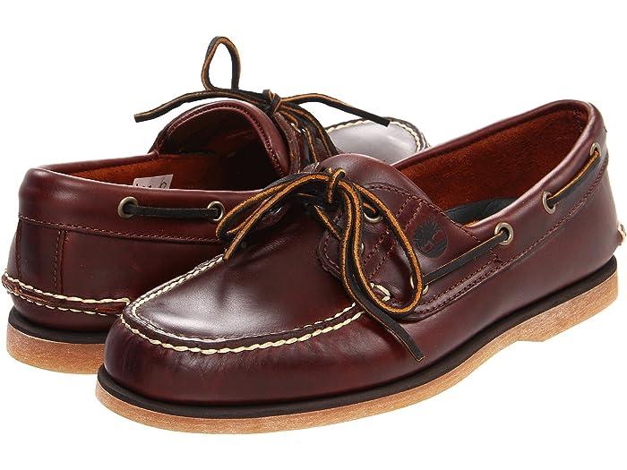 Aumentar quemar Hamburguesa  Timberland Classic 2-Eye Boat Shoe | Zappos.com