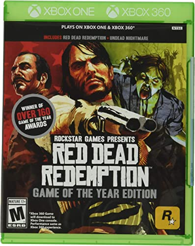 Jack of All Games Red Dead Redemption: Game of the Year Edition, Xbox 360