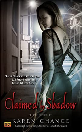 Claimed By Shadow (Cassie Palmer Book 2) (English Edition)