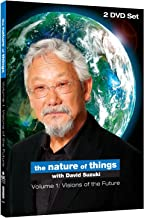The Nature of Things Vol. 1: Visions of the Future - 5 Episdoes : The Suzuki Diaries , Supercar Building the Car of the Future , Living City , Earth Energy , Build Green : CBC 2 Disc Box Set