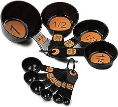Chef Craft Measuring Tool Set, Orange