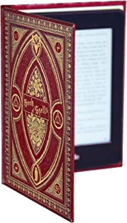 Harry Potter Themed Book of Spells Kindle Paperwhite Cover (Gryffindor Red)