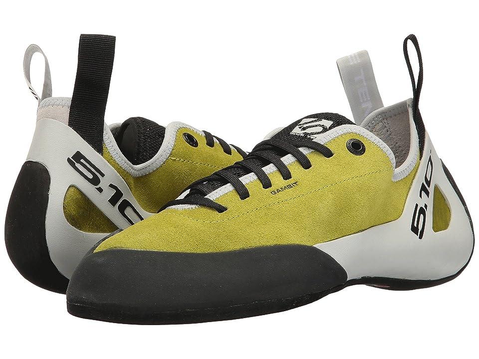 Five Ten Gambit Lace (Semi Solar Green) Men's Shoes