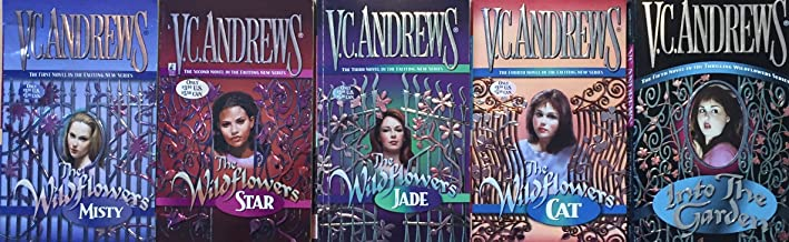 Wildflowers complete 5 book Set by V.C. Andrews
