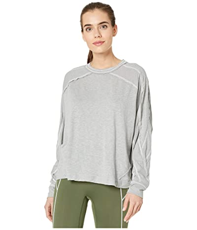 FP Movement All About It Long Sleeve (Grey Combo) Women