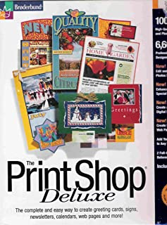 Print Shop Deluxe 6.0