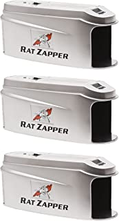 Victor RZU001-3A Zapper Ultra Electronic Rat Trap, 3