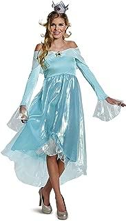 Disguise Women's Rosalina Deluxe Adult Costume