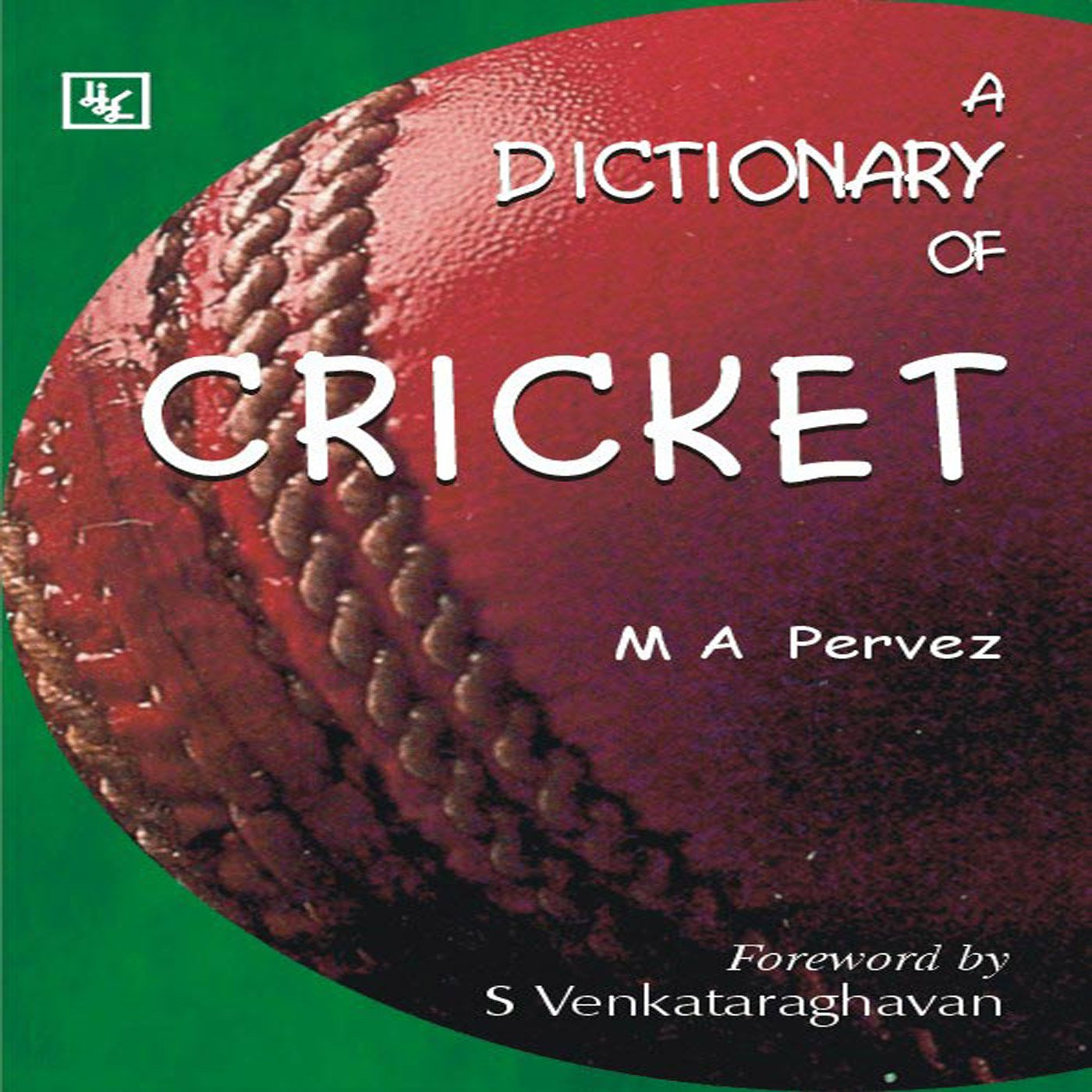 Image OfA Dictionary Of Cricket (English Edition)