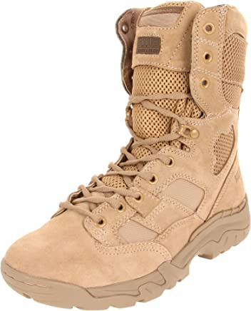 5.11 Tactical Taclite 8 Inch Military Boots UK 11 Coyote : boots